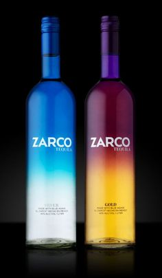 Tequila Packaging Zarco Tequila