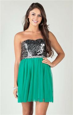 Deb Shops strapless dress with #cheetah corset and two tone tulle circle skirt #homecoming #dress $69.90