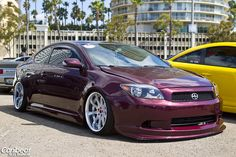 Image detail for -... not much of a Scion guy… but I'm digging the execution on this TC