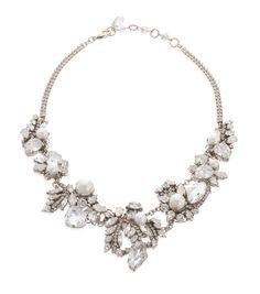 White Wedding Necklace | Thomas Laine