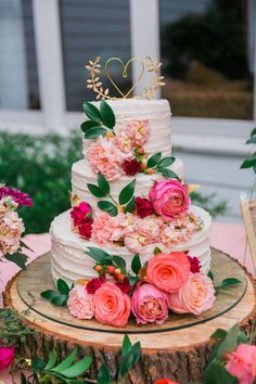 This kind of elegant and easy wedding is not hard to create at a Country Inn or maybe a Victorian home. Small weddings often have two-tiered cakes. To...