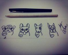 #DogTattooIdeas