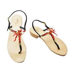 "Coral Capri Sandals handmade in Italy ""⚓️ http://www.syreniacaprisandals.com/…/sanda…/collezione-mare/ #sandali con #stellemarine #corallo #conchiglie #fattoamano #sumisura #tailormade #caprisandals #starfish #summer #sun #blue #glam #love #capri #flatsandals #leather #handmadesandals #gold #spring #dubai #enjoy #instagood #followme #estate2017 #sandaliartigianali #italianstyle #madeinitaly #sandalicapresi"