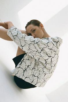 MATTERS OF HABIT : Nadine Goepfert —Textile & Design