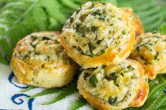 Pihe-puha, kelt sajtos tekercsek: ezeknek mindig nagy sikerük van