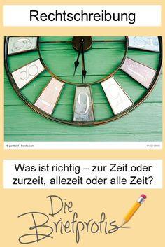 Tipps zur Getrennt- und Zusammenschreibung #Rechtschreibung Life, Punctuation, Spelling, Writing Styles, Separate, German Language, Right Guy, Communication, Teachers