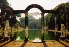 Villa Hadrianus, Roma