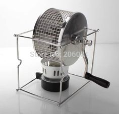Hand coffee roaster,New product ,300g capacity,hand-crank coffee roaster