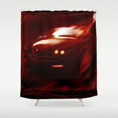 Shop Stefano Rimoldi's store featuring unique designs on various products across art prints, tech accessories, apparels, and home decor goods. Alfa Gtv, Tapestry, Curtains, Shower, Art Prints, Design, Home Decor, Hanging Tapestry, Rain Shower Heads