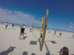 Come down to surfers paradise beach for some free beach volleyball and soccer! 2:30 pm sharp! Yewwww #beachvolleyball #beach #surfersparadise #goldcoast #gc #volleyball #ywam #beachsports by steventuur http://bit.ly/dtskyiv #ywamkyiv #ywam #mission #missiontrip #outreach