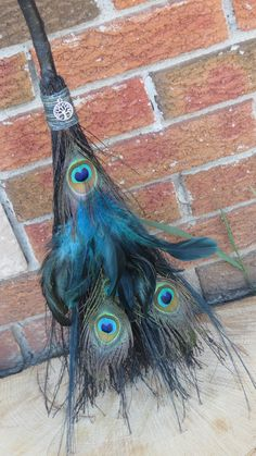 Broom, Besom, Altar Broom, Purification and Protection, Totem Animal, Protection Besom,Power Animal,Witch Broom, Witchcraft, Wicca, Magick