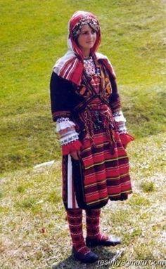 Balkan Türkleri - Balkan Turks - Балкан түріктері (Oğuzlar-Pomaklar-Tatarlar) - Türk Asya - Bilig Bitig, Asian Turkish, Тюрки России