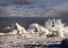 Seaham #Lighthouse - #UK    http://dennisharper.lnf.com/