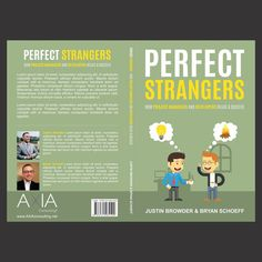 Design a Book Cover for a Book Based on a Hit Presentation! by Avanska