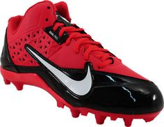 best website 02a0d 72f8a Mens Nike Alpha Strike 3 4 TD Football Cleats