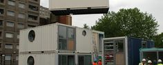 Fawood Children's Centre - Projects - Container City