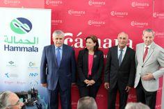 Presentación Proyecto Hammala - Puerto de Motril - Más información: https://www.facebook.com/puertodemotril