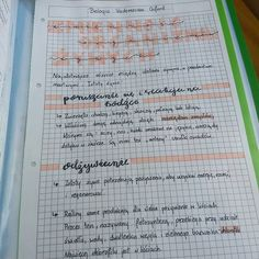 Taka tam biologia #notes #biology #biologia #notatki #teennotes Science Writing, Note Taking, School Notes, Bullet Journal, Teen, Study, Motivation, Sims 4, Paint