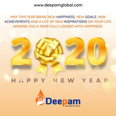 No one can go back in time to change what has happened. So work on your present to make yourself a wonderful future. #HappyNewYear2020 #January2k20 #Welcome2020 #HappyNewYear #NewYearSeve #Celebration #DeepamGlobal #Charitable #Trust www.deepamglobal.com Happy New Year 2020, Back In Time, Work On Yourself, Wish, Trust, Celebration, Bring It On, Change, Shit Happens