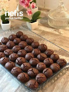 Brownie Cookies – Yummy Recipes – Rabia Aktaş … – K… – Kekse Fun Easy Recipes, Easy Cookie Recipes, Yummy Recipes, Mexican Food Recipes, Cake Recipes, Dessert Recipes, Yummy Food, Healthy Food, Chocolate Brownie Cookies