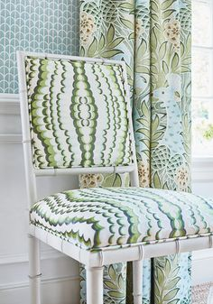 Paramount Wallpaper and Fabric Collection from Thibaut - Hirshfield's