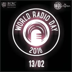 WORLD RADIO DAY - 2016  Before the internet many people relied on the humble radio to deliver their daily dose of news entertainment and important weather updates. This was especially true for poor or remote communities who didnt have access to television or other means of communication.  UNESCO formally announced the formation of Radio Day in 2011 after a suggestion put forward by Spain to celebrate this important means of communication. In some parts of the world radio still remains an…