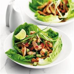 Crispy chilli chicken salad recipe. This satisfying salad is quick to make and has an exciting chilli blast. It's an ideal supper if you've hardly any time to eat.