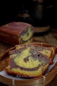 Bosen nya kalau ubi cuma di buat kolak atau biji salak aja, nah kemaren hubby request minta dibuatin cake aja untuk tajil buka pua...