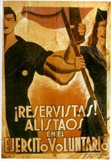 La Guerra Civil Española: CARTELES GUERRA CIVIL BANDO REPUBLICANO Spanish Posters, Ww2 Propaganda, Ww2 Posters, Party Poster, Revolutionaries, World War Ii, Civilization, Vintage Posters, The Past