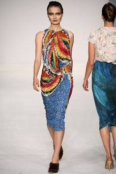 Peter Pilotto Spring 2009 Ready-to-Wear Collection