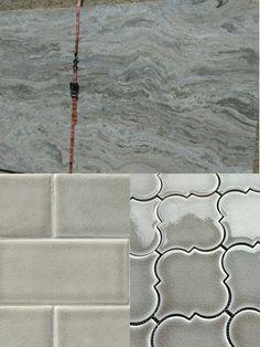 Fantasy Brown Granite Counter And Backsplash More