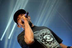 Senen Reyes alias Sen Dog, Cypress Hill. Beauregard Festival 2015 © JB Quentin