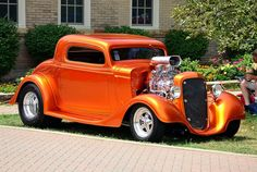 Beautiful Street Rod