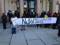 AFRICAN AMERICAN REPORTS: NJ legislators speak at #BlackLivesMatter inspired rally.