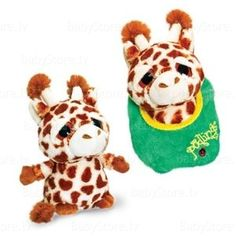 Keel Toys SF8743K 18cm Cuddly Plush Soft Toy in Pouch  - BabyStore.lv