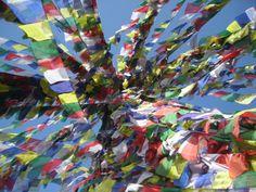 Kathmandu, Nepal, Prayer Flags