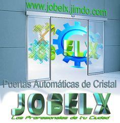Elche – Puertas automáticas de cristal con JOBELX