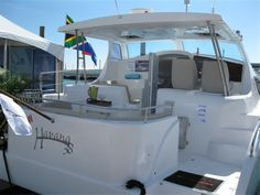 Photo 11 of 14 in Havana 38 Express Powercat Cruise Travel, Havana, Boat, Luxury, Dinghy, Boats, Ship