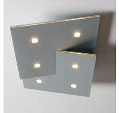 Great Bopp Leuchten LED Deckenleuchte Extra flg