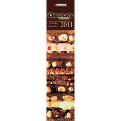 Chocolate Passion 2011 Vertical Wall Calendar