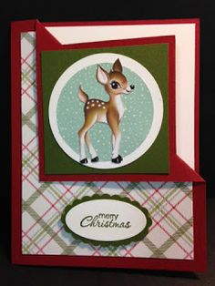Home for Christmas,Petite Pairs, Christmas Card, Stampin' Up!, Rubber Stamping, Handmade Cards