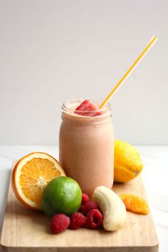 The Whatever Guide to Smoothies.....Basic ingredients to build your smoothie and smoothie tips.