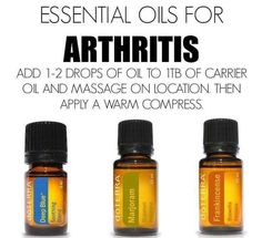 EO for arthritis