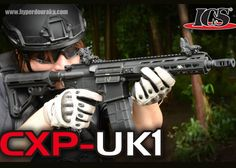 Hyperdouraku: ICS CXP-UK1 Review