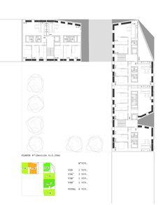 Habitação Social em Madri / Iñaqui Carnicero Architecture Oficce