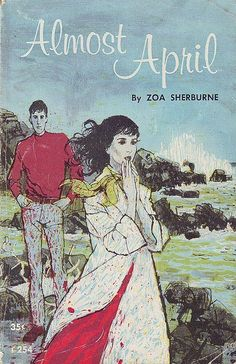 T254 - Almost April by Zoa Sherburne