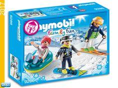 PLAYMOBIL 9286 Leisure Winter Sports