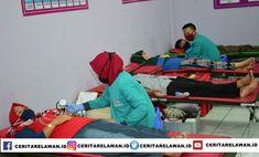 Bantu PMI, Warga RW 01 Kota Baru Kota Tangerang Gelar Donor Darah