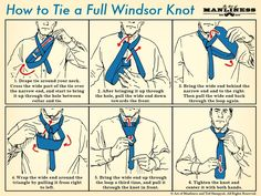 print 4 wrapping mens gifts full windsor tie knot instructions illustrated guide