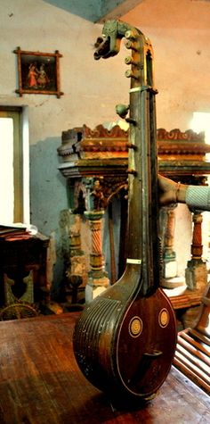 Musical Instrument Indian Sitar